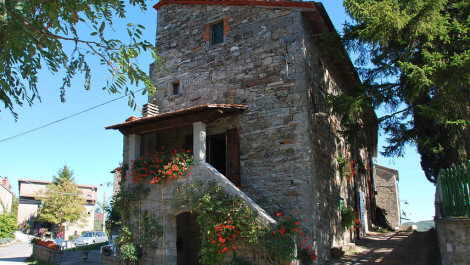 Farmhouse Property Badia Tedalda