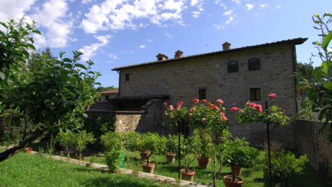Tuscany Farm House