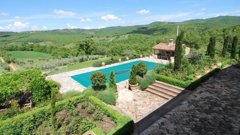 Beautiful Property In The Umbrian Hills