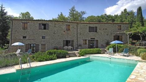 Farmhouse Property In Umbria