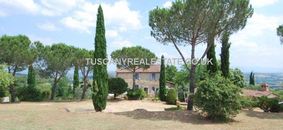 Smallholding For Sale In Italy