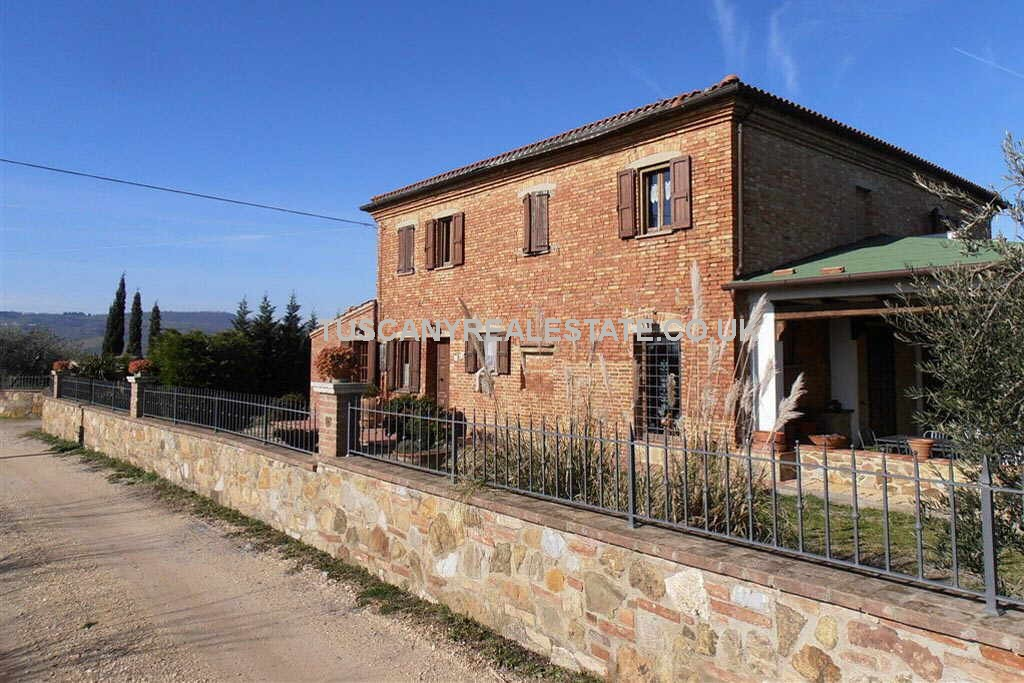 Tuscan Farmhouse For Sale Tuscany Real Estate