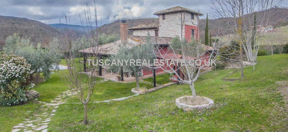 Property In Umbria