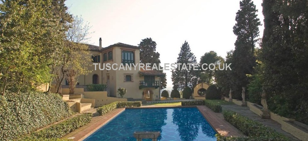 Historical Italian Property With Sea Views