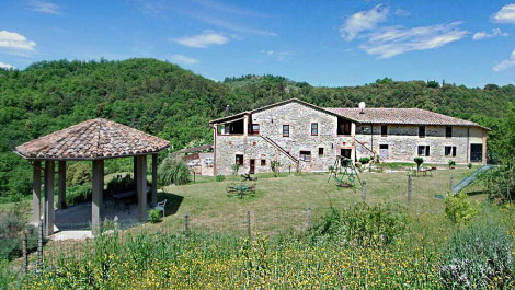 Umbria Home And Business For Sale