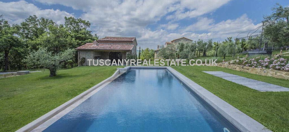 Luxury Property In Umbria