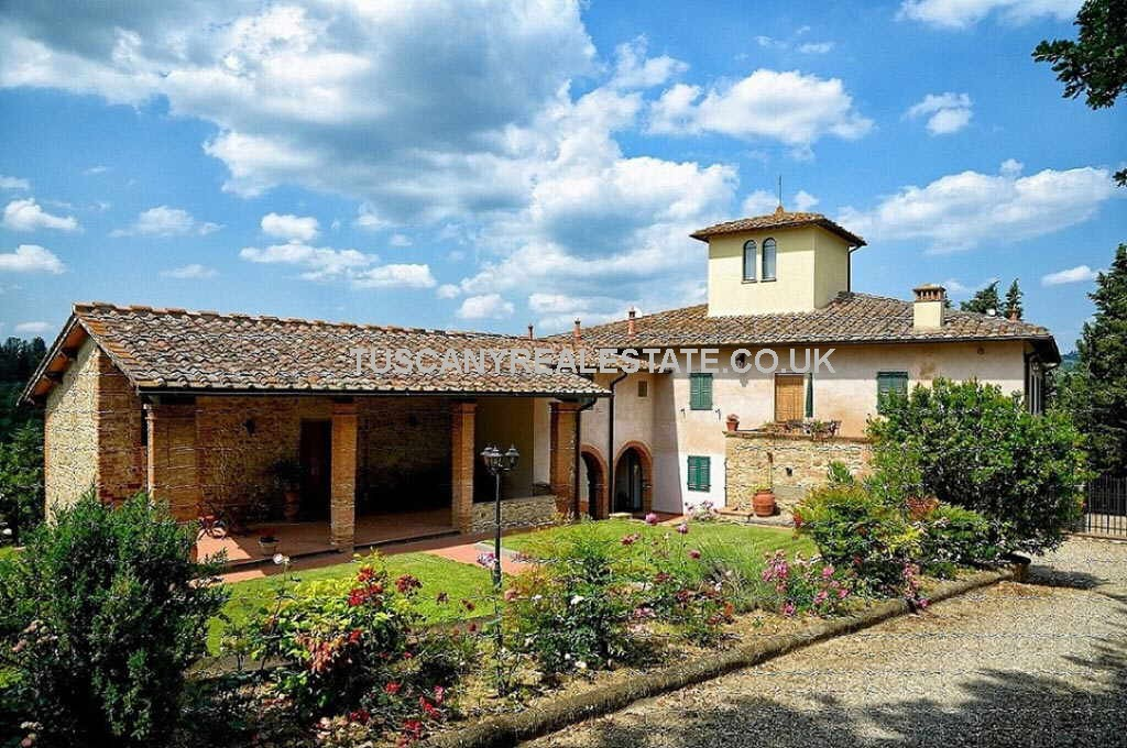 Tuscan home and income florence tuscany real estate for Real estate in florence italy