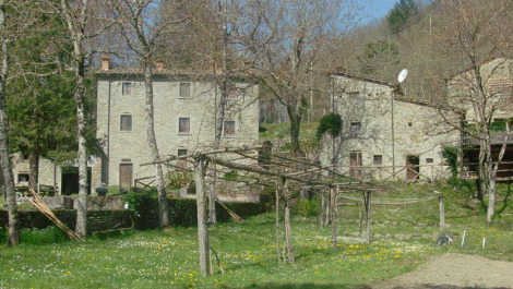 Tuscan Water Mill