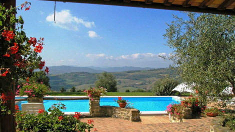 Country Estate Gubbio Umbria