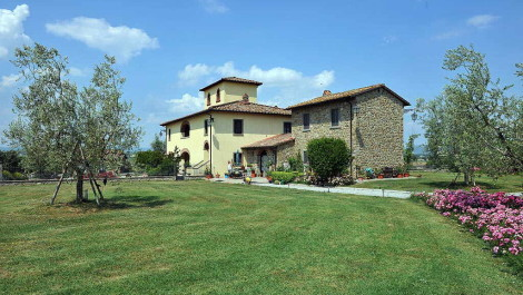 Prestige property near to Arezzo