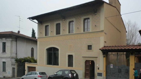 Florence villa for sale