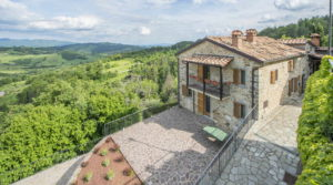 Caprese Michelangelo house for sale