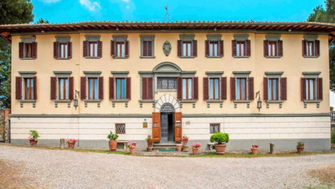 Commercial Tuscan Estate