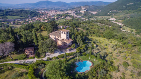 Spoleto country house