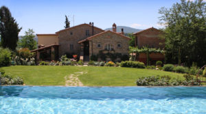 Monterchi property ideal for horse lovers