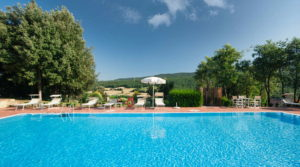 Agriturismo with swimming pool for sale