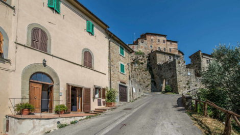 Anghiari Apartment Property