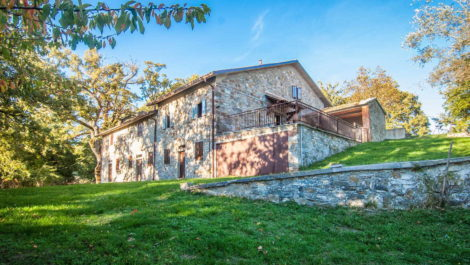 House for renovation in Tuscany