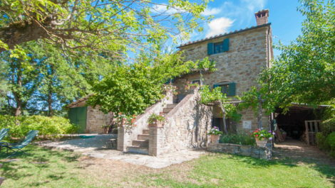 Farmhouse Tuscany Italy Pool Land Olives