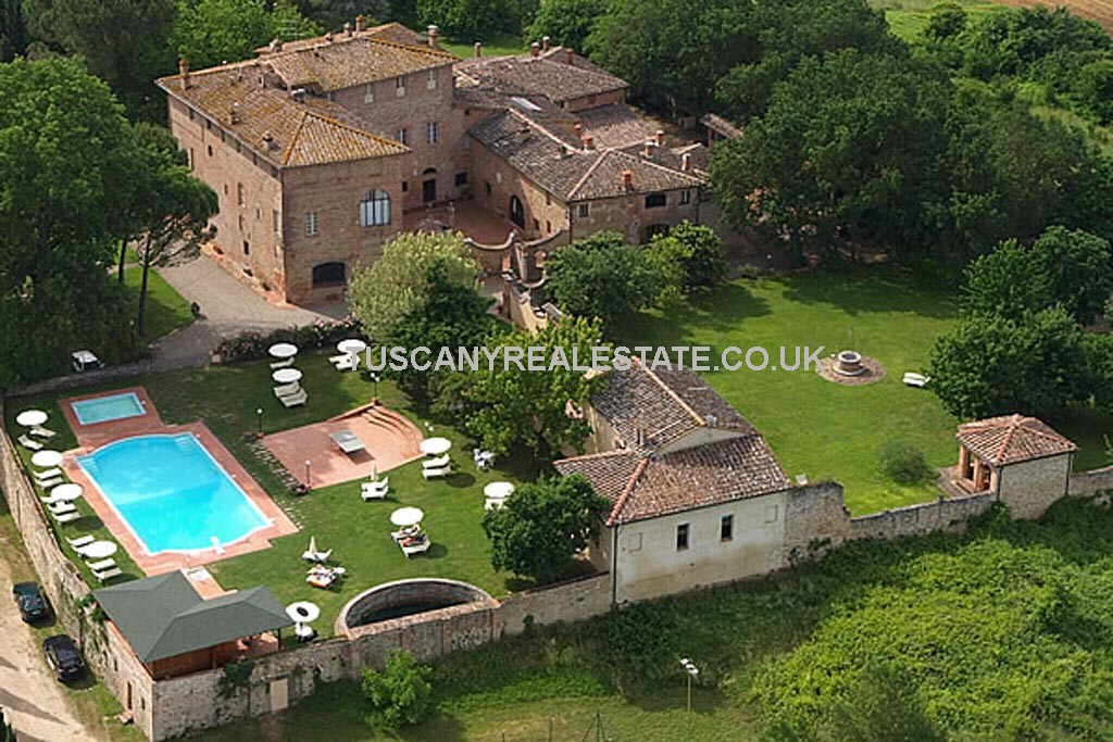 Tuscany Hotel for sale