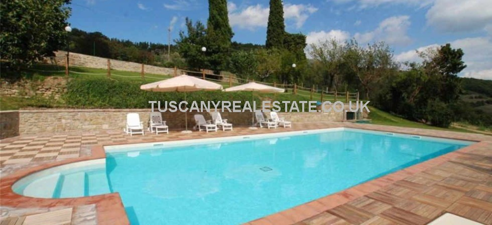 Estate in Umbria For Sale