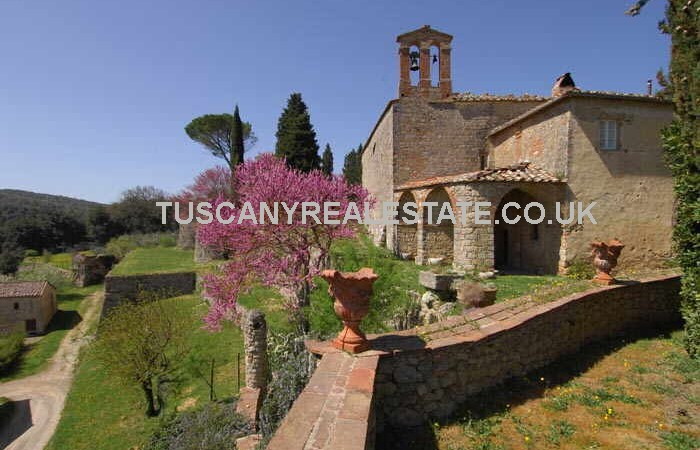 Vineyard And Winery For Sale Tuscany Italy