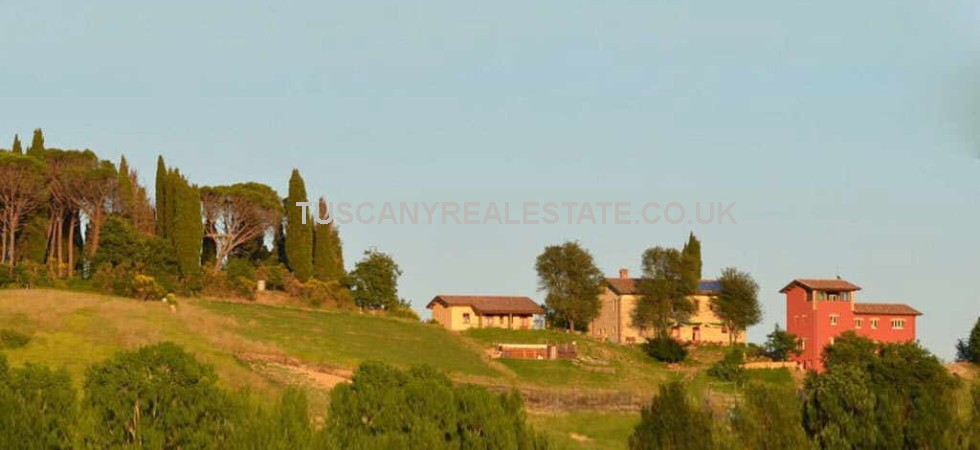 Green Umbria Farm and Agriturismo for sale