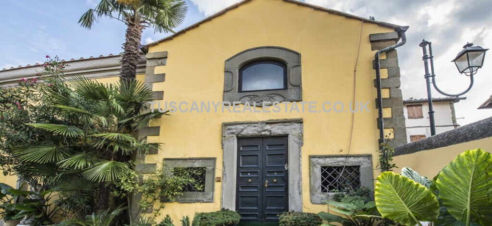 Tuscan House For Sale