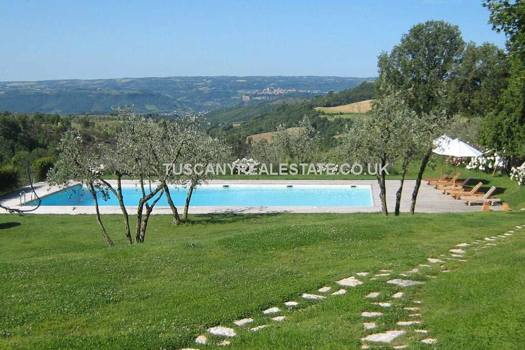 Orvieto property for sale