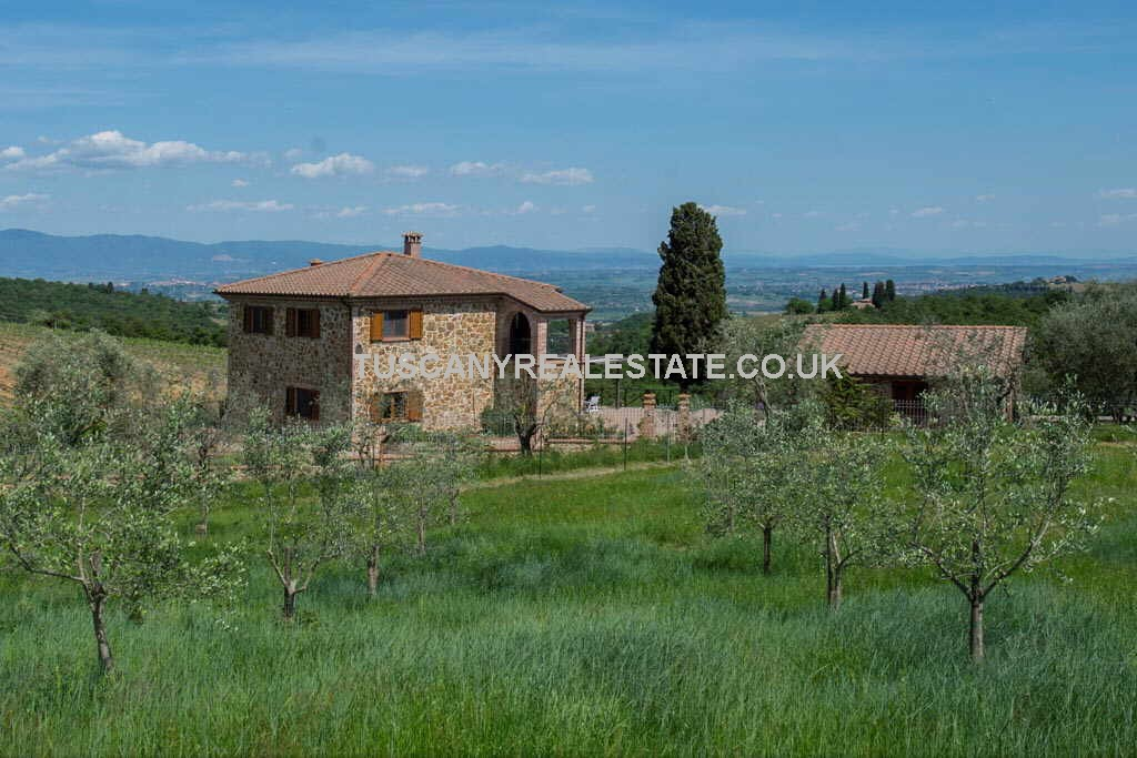 Beautifully presented property in Tuscany