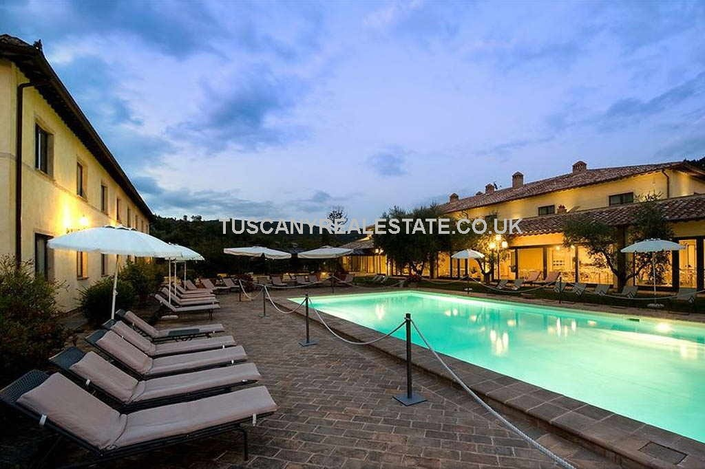 Perugia Umbria Luxury Hotel