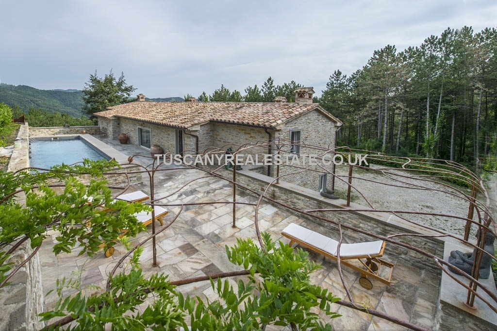 Exceptional home in Umbria