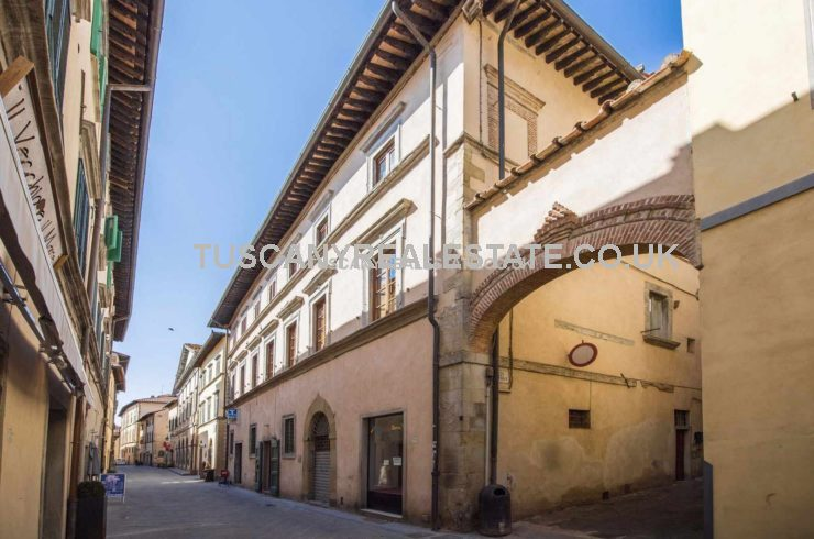 Luxury Sansepolcro real estate