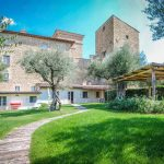 Lake trasimeno castle apartment