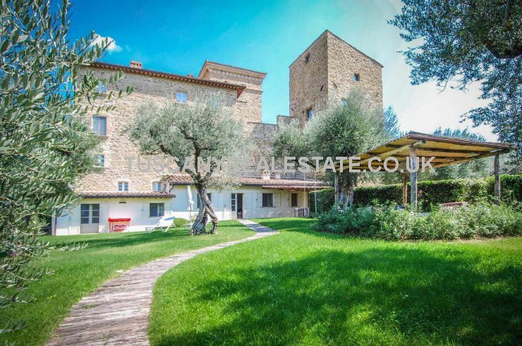 Lake Trasimeno apartment