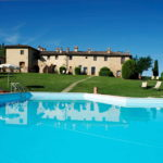 Tuscan wine estate with agriturismo holiday complex