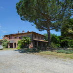 Working vineyard and Agriturismo for sale near to Lake Trasimeno. Home and income opportunity which wont break the bank.