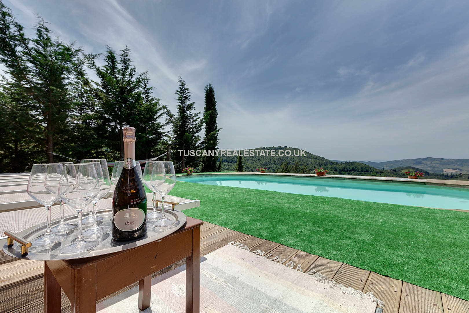 Tuscany villas with pools for sale