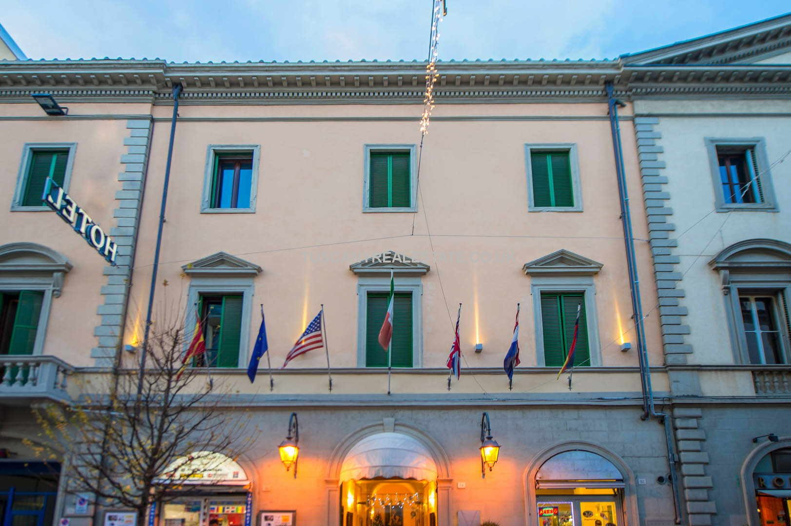 Tuscan Hotel For Sale