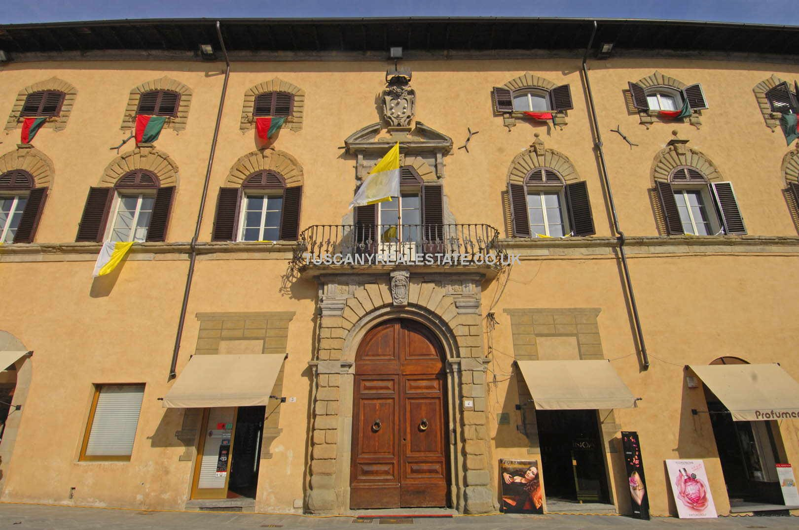 Sansepolcro property – Apartment in Town Centre