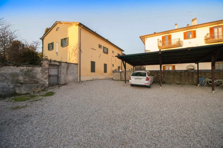 Sansepolcro Apartment Property