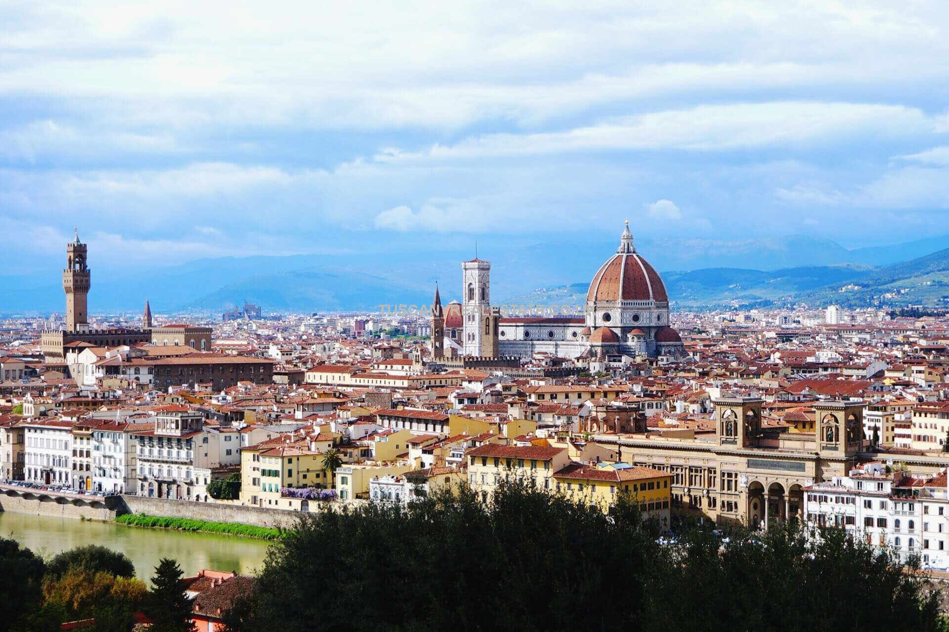 Small hotel in Florence Tuscany Italy for sale