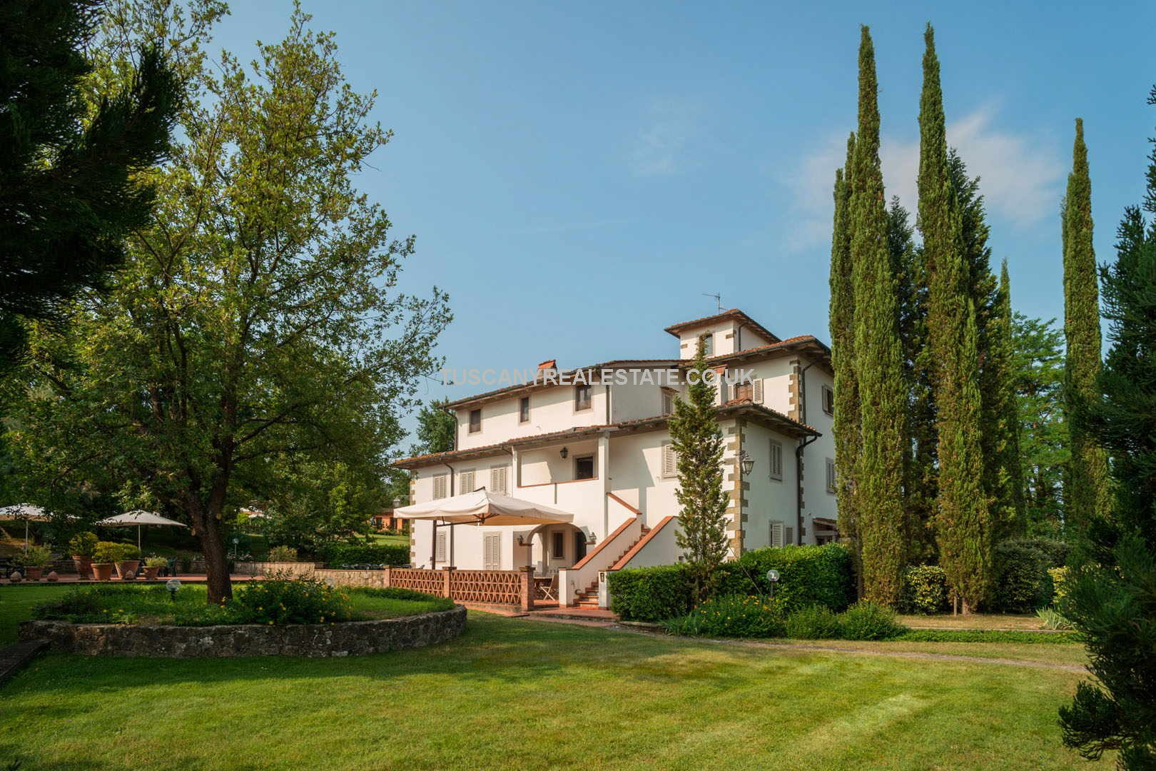 Tuscany real estate, Tuscan property, Italian commercial property