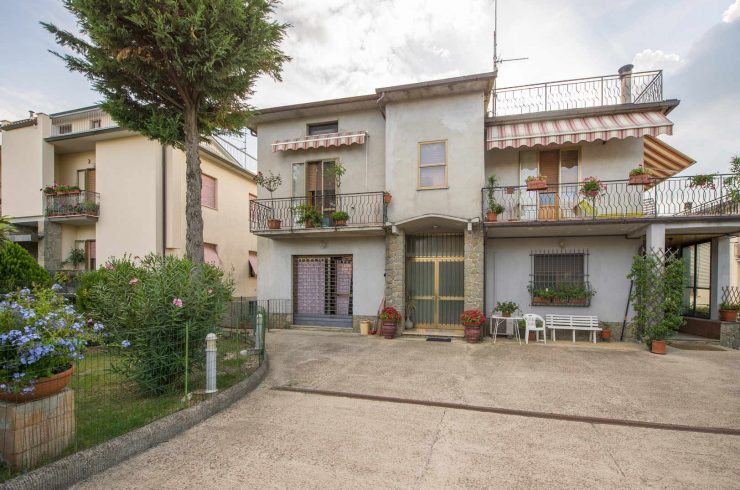 Anghiari Apartment – 4 Bed