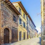 Umbria house for sale in the historical town centre of Citerna