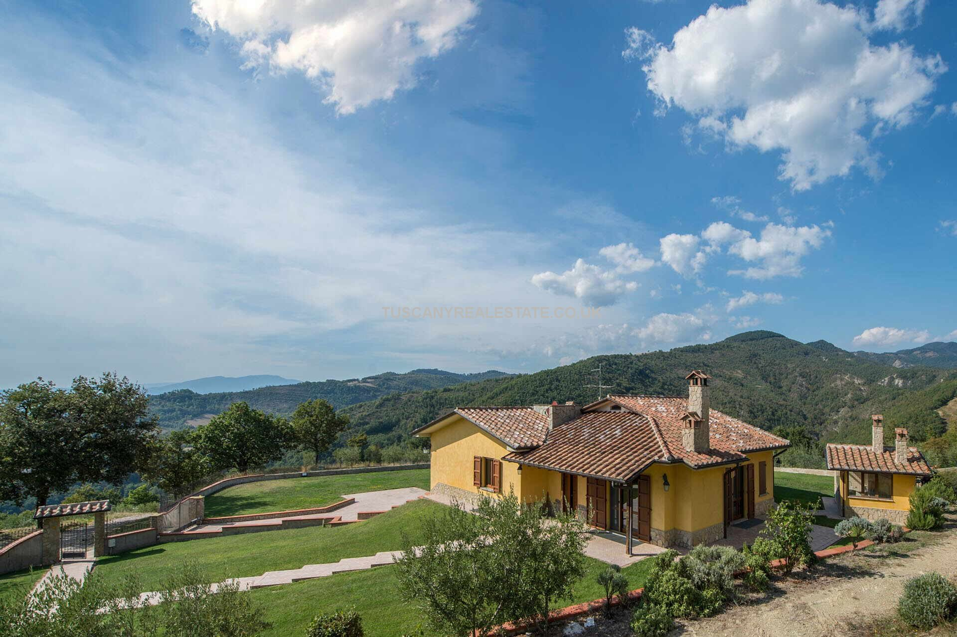 Olive farm for sale in Italy
