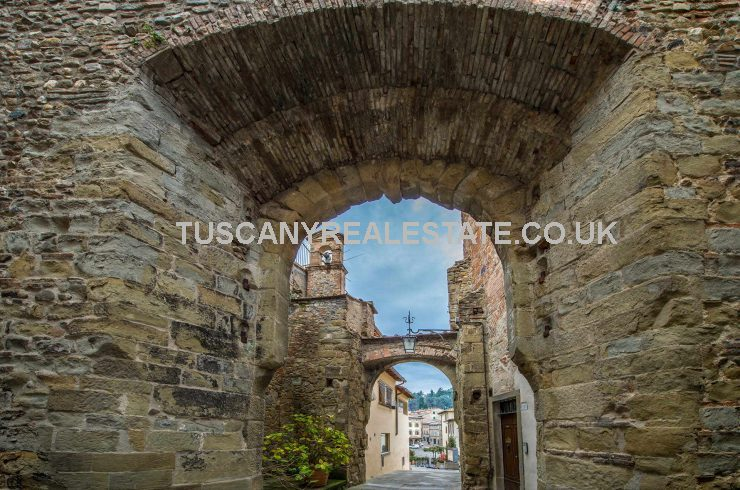Anghiari 2 Bed Apartment