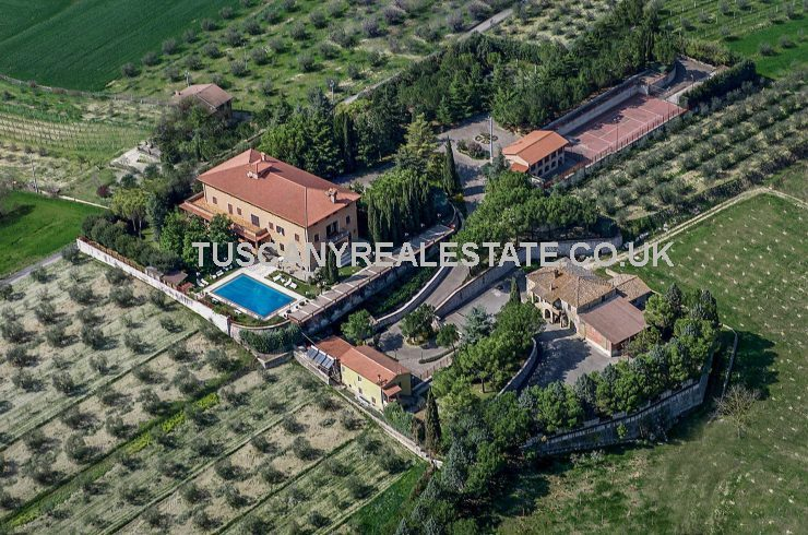 Luxury Villa Home – Umbria Italy