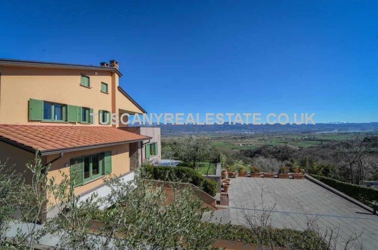 Anghiari House For Sale