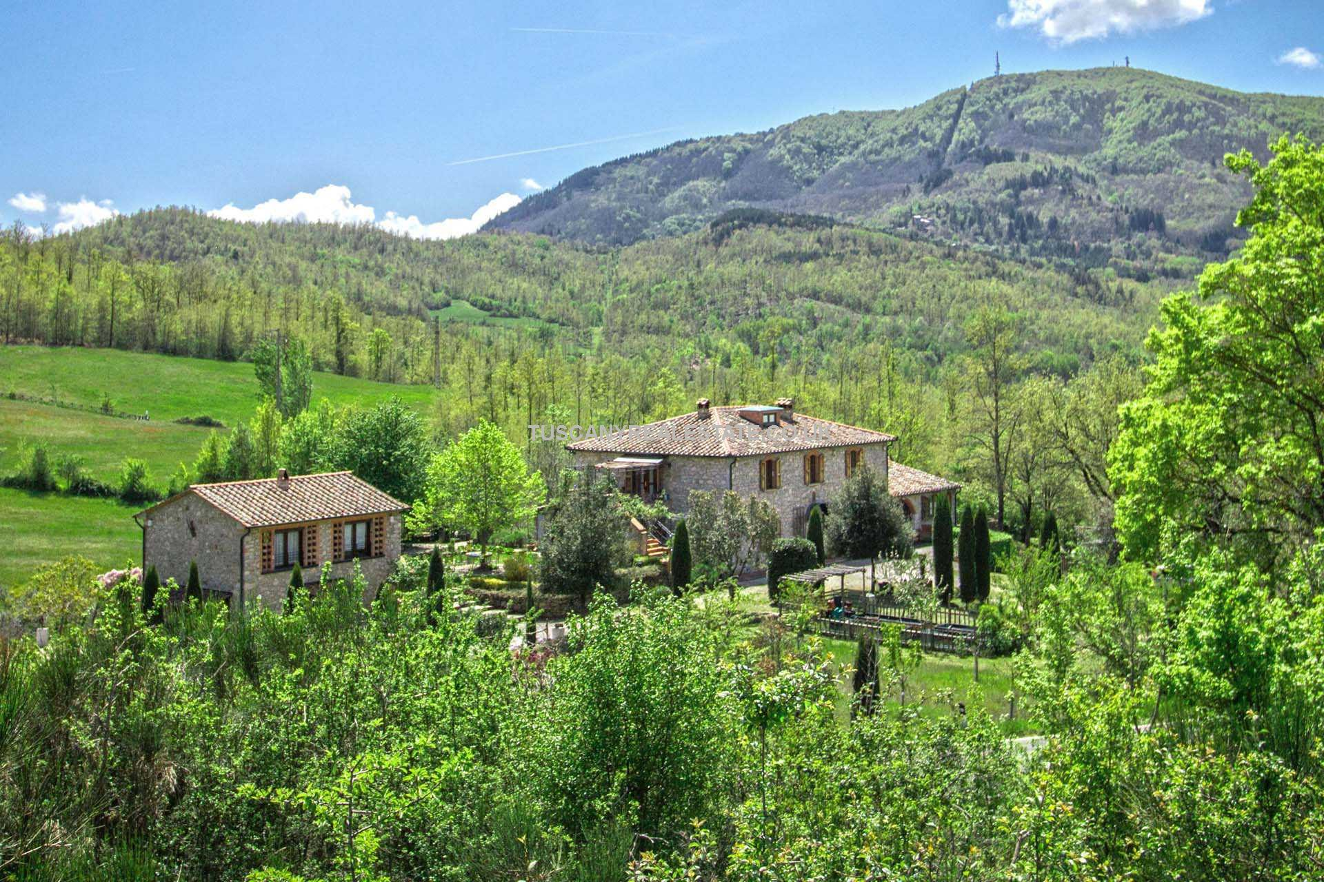 Air BnB type property in Tuscany